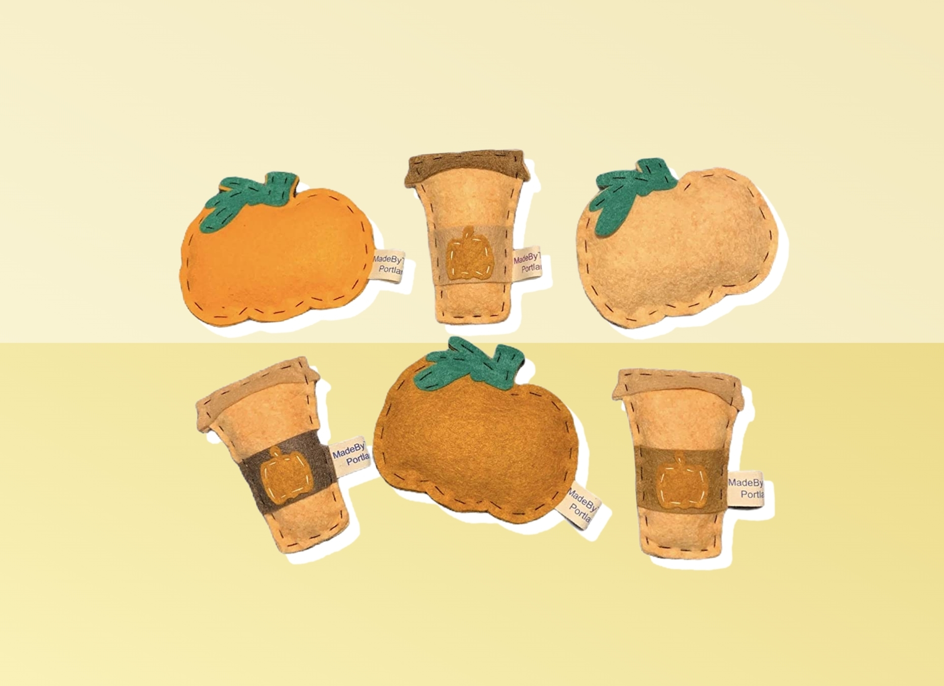 Catnip Pumpkin Treats