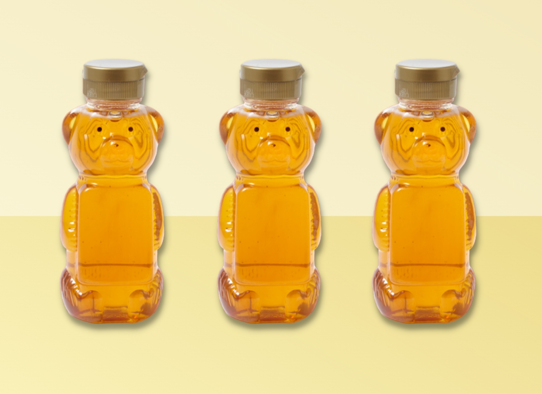 Honey Bear Containers