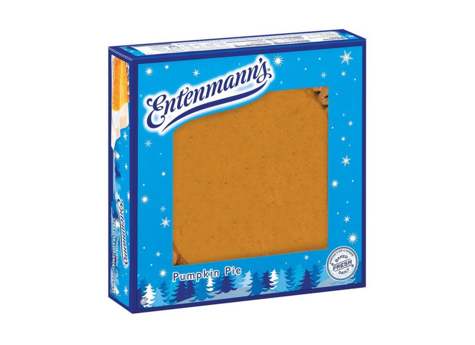 Entenmann's Pumpkin Pie