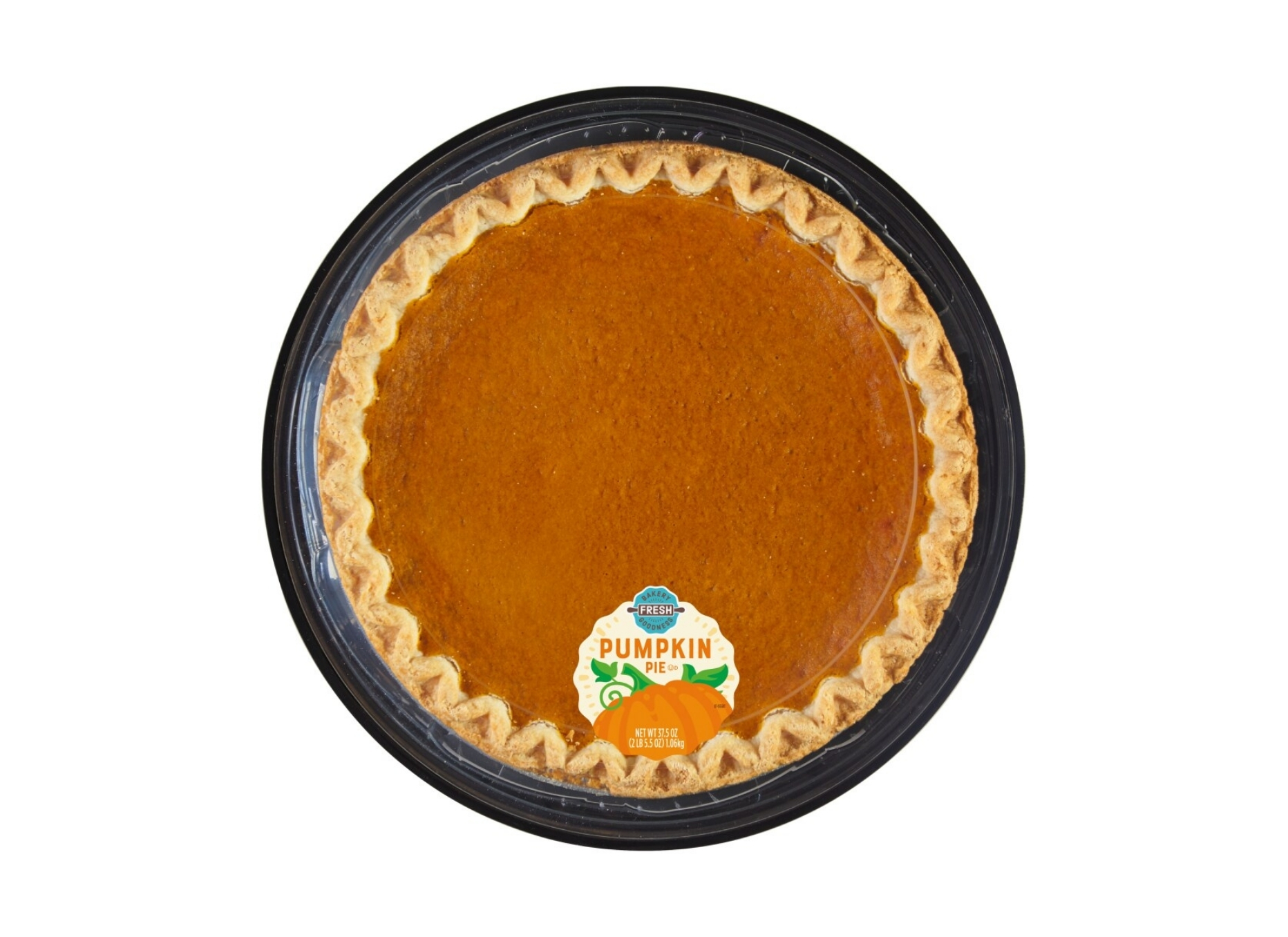 Kroger Pumpkin Pie