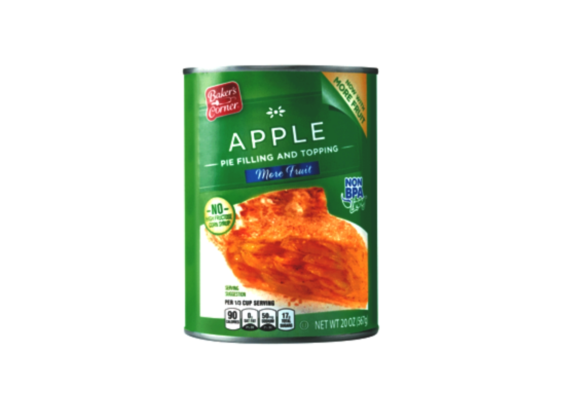 ALDI apple pie filling