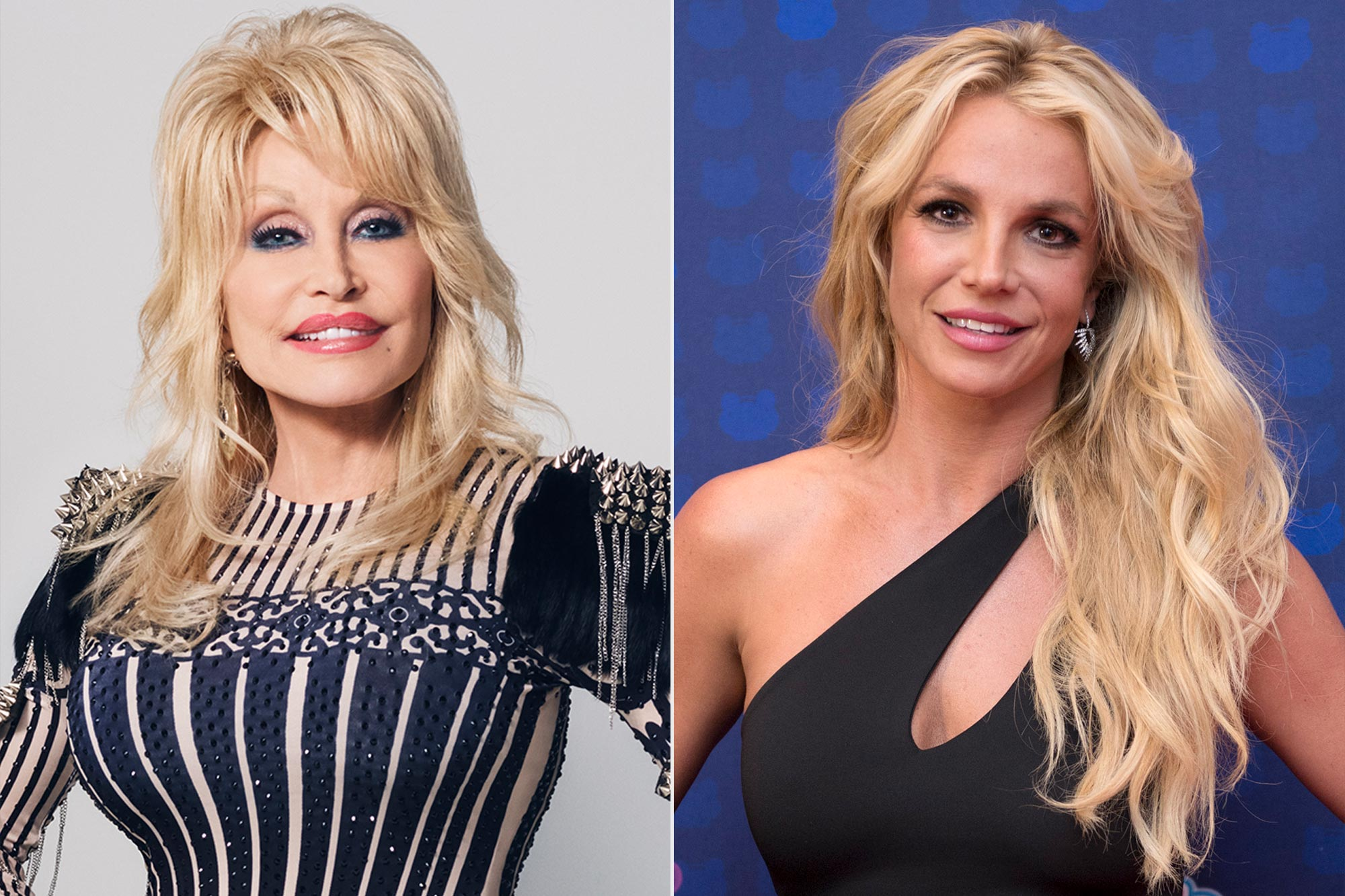 Dolly Parton; Britney Spears
