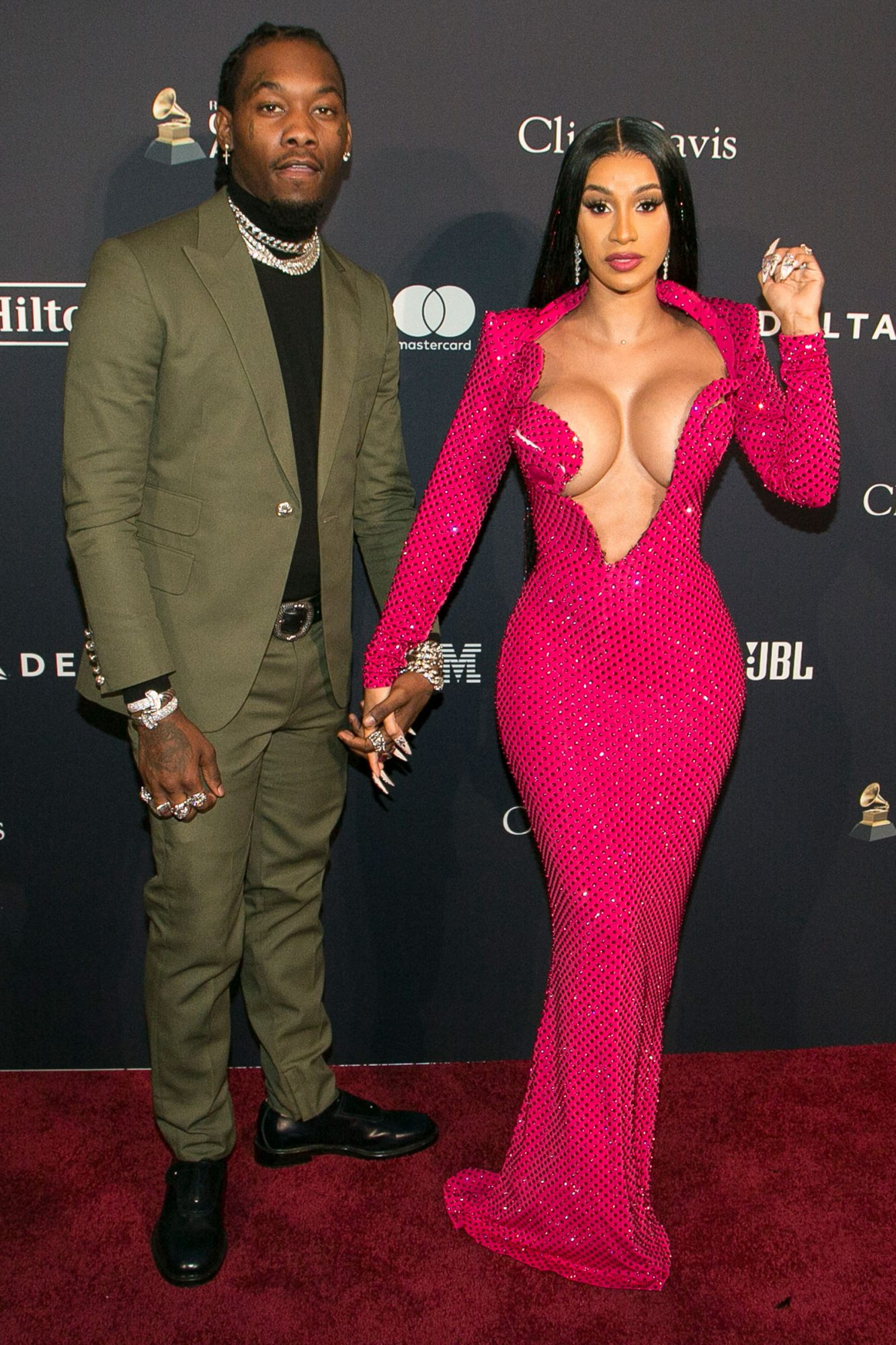 "Pre-GRAMMY Gala and GRAMMY Salute to Industry Icons Honoring Sean ""Diddy"" Combs - Arrivals"