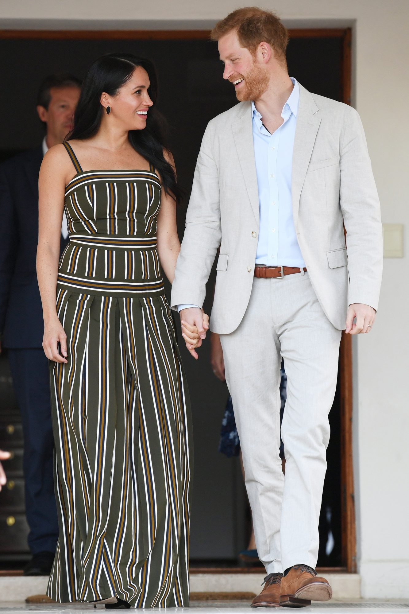 Prince Harry, Duke of Sussex, and Meghan Markle, Duchess of Sussex