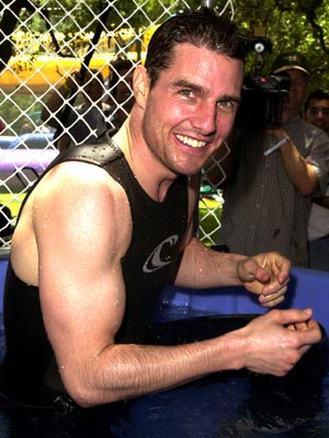 BEST ARMS: TOM CRUISE