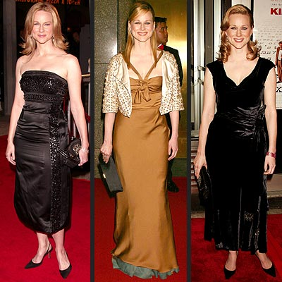 LAURA LINNEY: SOPHISTICATED
