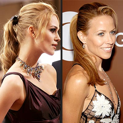 TREND: SOPHISTICATED PONYTAIL