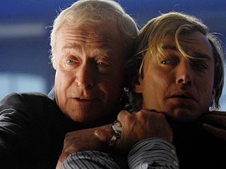 Jude Law, Michael Caine, ...