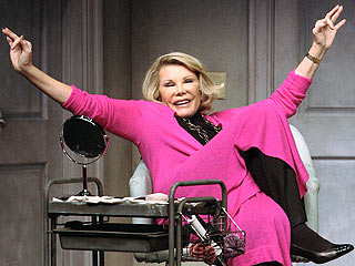 Joan Rivers, Joan Rivers: A Work in Progress by a Life in Progress (2008)