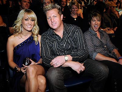 CARRIE UNDERWOOD AND RASCAL FLATTS