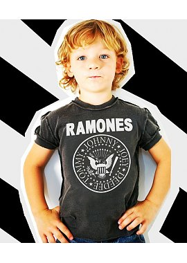 Amplified kids ramones maddox