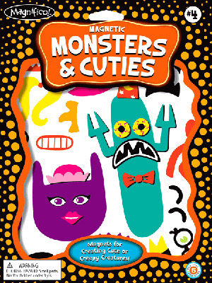 MONSTERS AND CUTIES