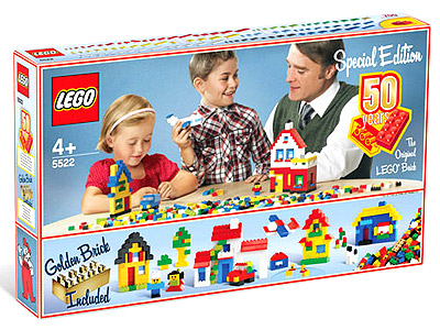 50TH ANNIVERSARY BUILDING SET