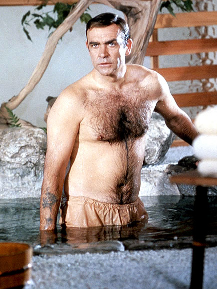 YOU ONLY LIVE TWICE, Sean Connery, 1967.