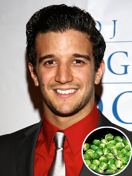 MARK BALLAS'S YUCK: BRUSSELS SPROUTS