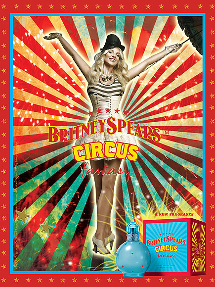 BRITNEY SPEARS: CIRCUS FANTASY