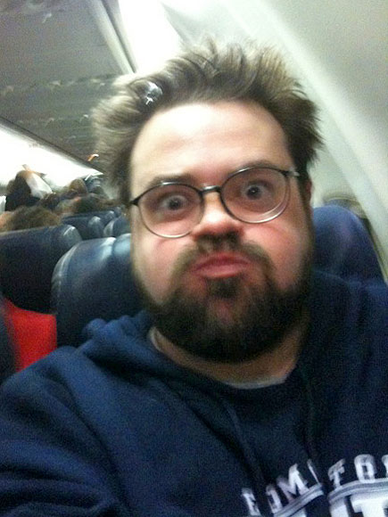 KEVIN SMITH TOO FAT TO FLY