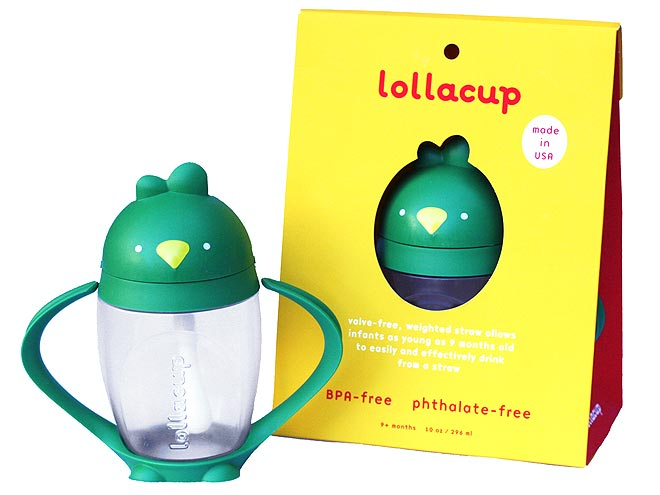 BEST FOR 1-YEAR-OLDS: LOLLACUP