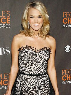 Carrie Underwood Wants Big Hair On Her Wedding Day People Com