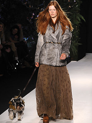 Mulberry Fashion Show