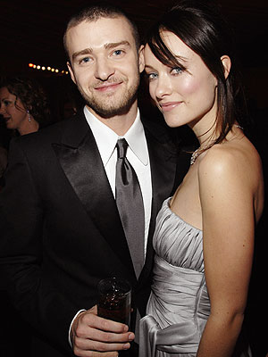 Timberlake and Wilde in 2007