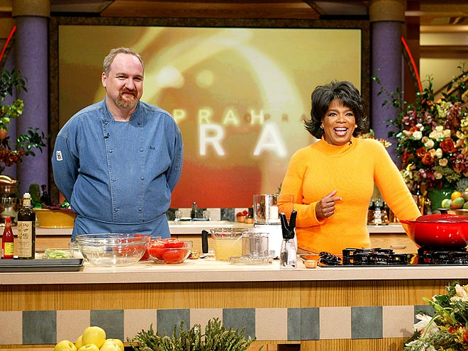 HER PERSONAL CHEF: ART SMITH