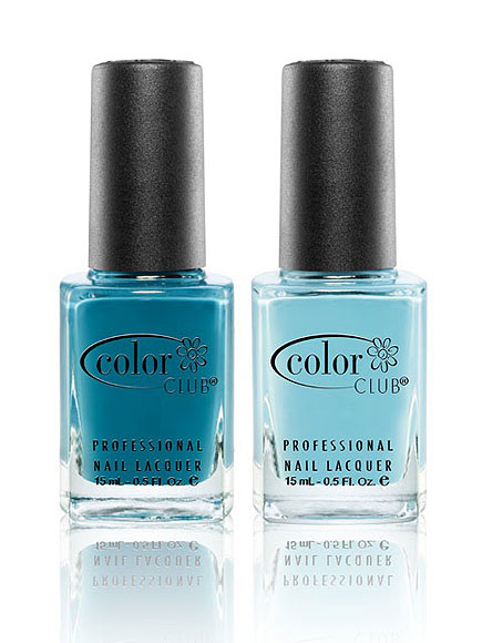 COLOR CLUB IN THE TEAL LIMITED EDITION NAIL POLISH COLLECTION