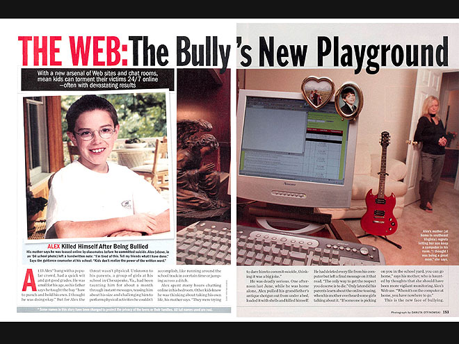 2005: WHAT IS CYBERBULLYING?