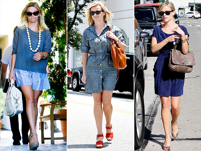 REESE WITHERSPOON'S HANDBAGS