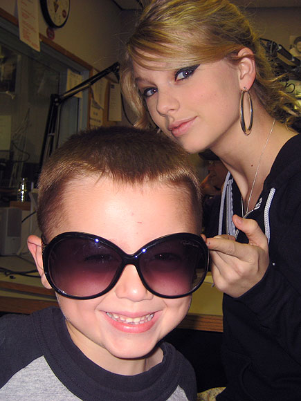 CHASE MEETS TAYLOR SWIFT