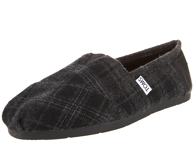 BEST COZY KICKS: THE ROW FOR TOMS