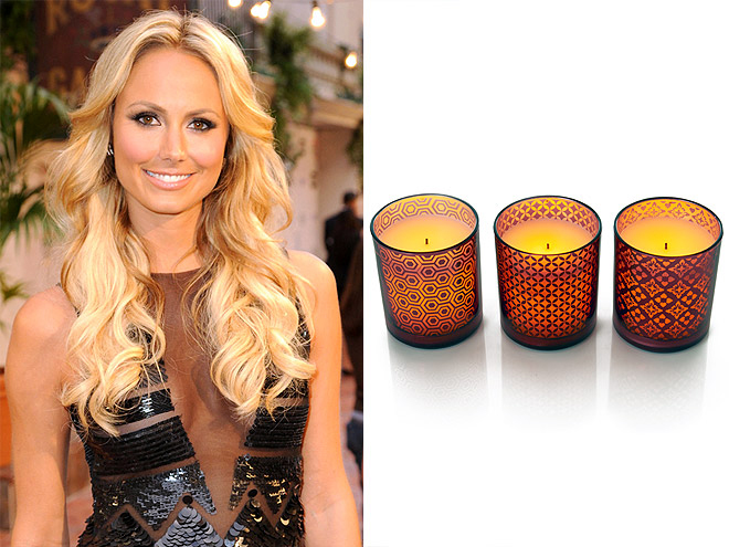 STACY KEIBLER: FLAMELESS CANDLES