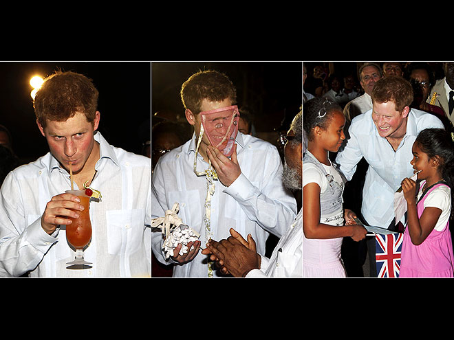1. PARTY AT A ROYAL JUBILEE