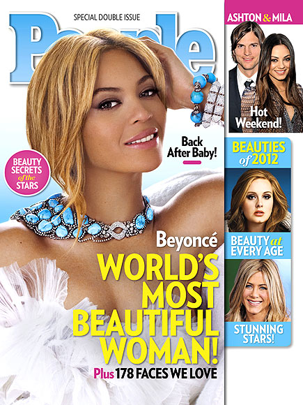 WORLD'S MOST BEAUTIFUL ISSUE