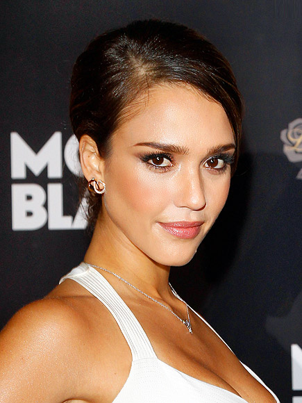 IF YOU HAVE 15 MINUTES: JESSICA ALBA