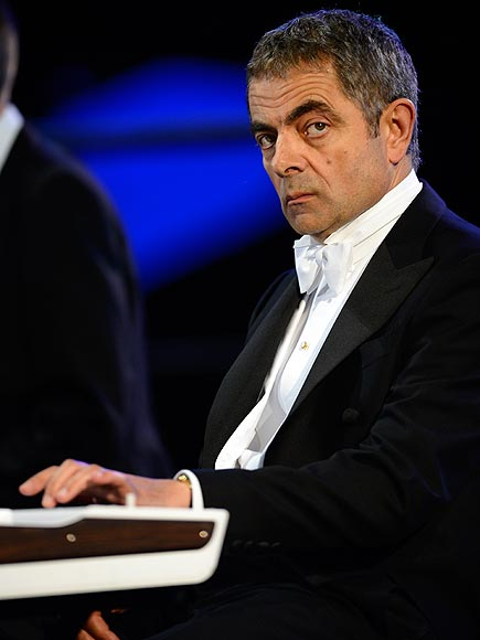 WELCOME BACK, MR. BEAN