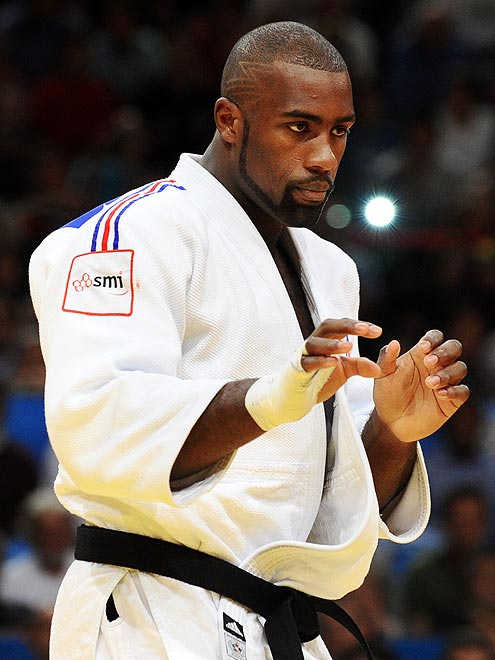 TEDDY RINER, FRANCE