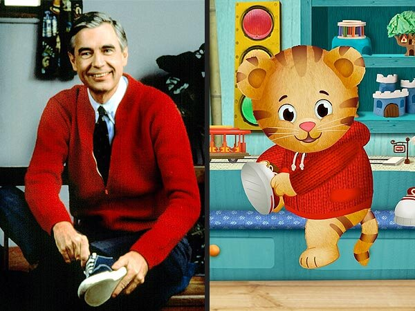 Mr Rogers Neighborhood Welcomes Daniel Tiger People Com