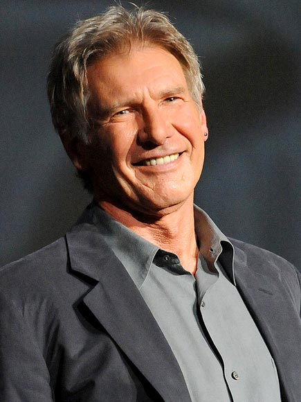 WYOMING: HARRISON FORD