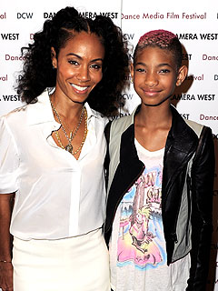 Jada Pinkett Smith: Lay Off Willow's Hair!