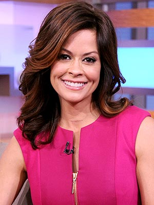 Brooke Burke Charvet Reveals Surgery Scar People Com