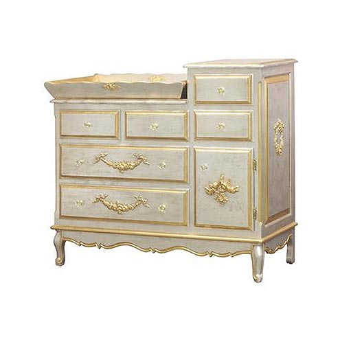 ORNATE CHANGING TABLE: $5,280