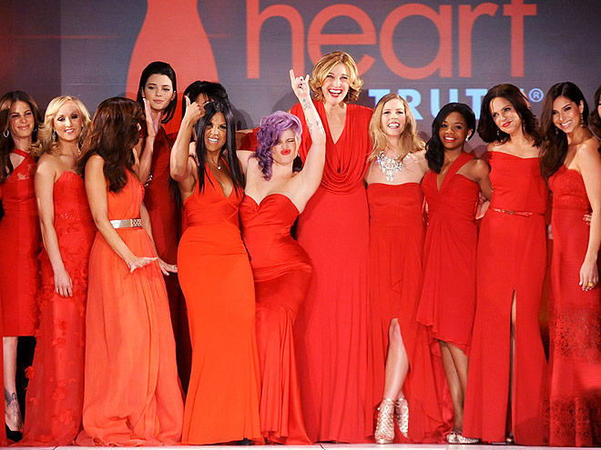 HEART TRUTH FASHION SHOW