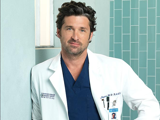 HONORABLE MENTION: PATRICK DEMPSEY