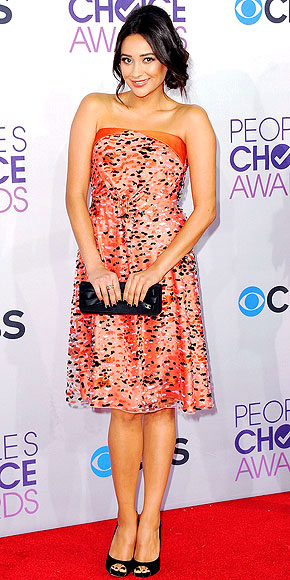 GIORGIO ARMANI AT THE PEOPLE'S CHOICE AWARDS