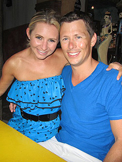 Beverley Mitchell Welcomes Daughter Kenzie Lynne Exclusive