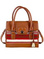 Cole Haan striped bag