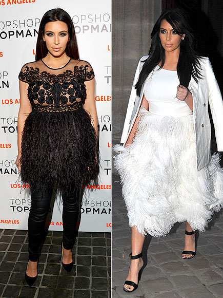 FEATHERED SKIRTS