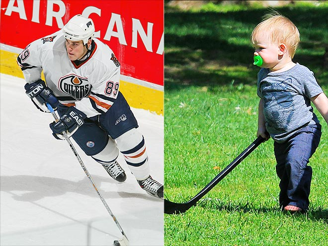 MIKE & LUCA COMRIE