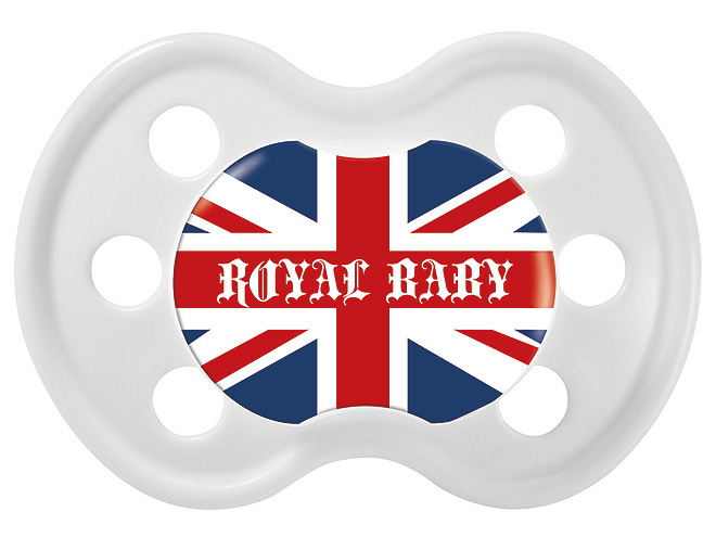 FLAG PACIFIER